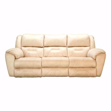 Picture of Graham Khaki Power Headrest Sofa