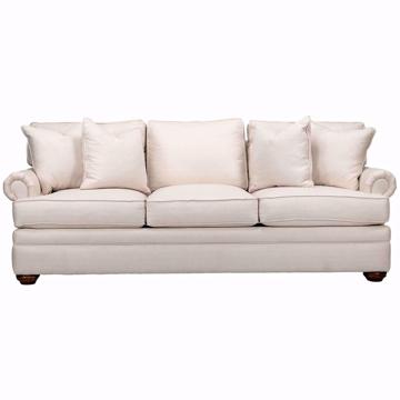 Picture of Kensington Panel Arm Customizable Sofa