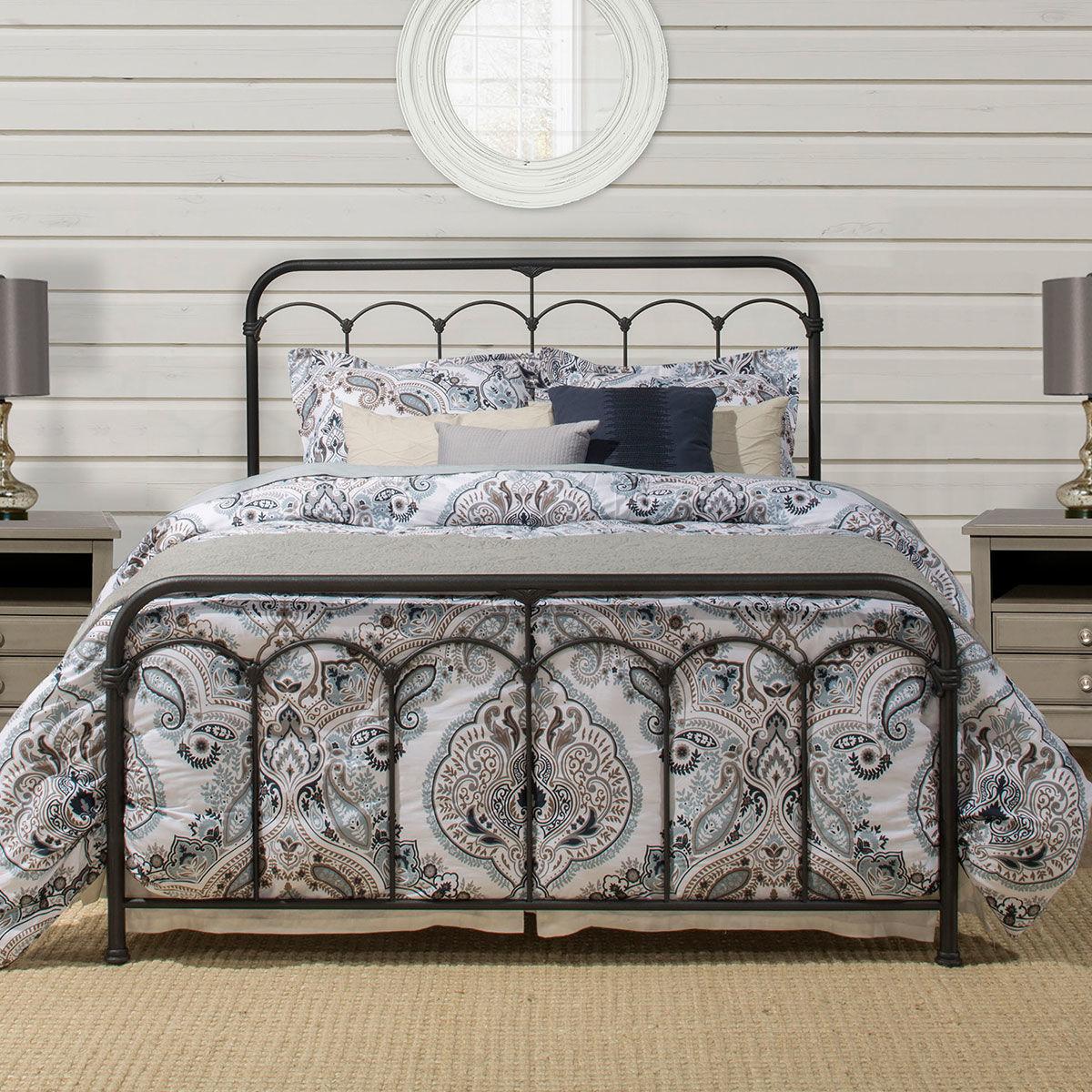 Picture of JOCELYN METAL FRAME BED