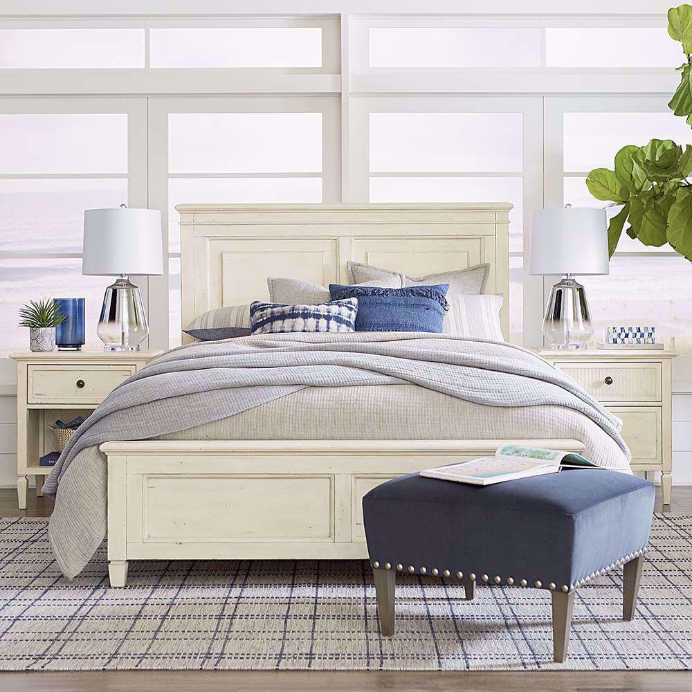 Picture of SHORELINE QUEEN PANEL BED