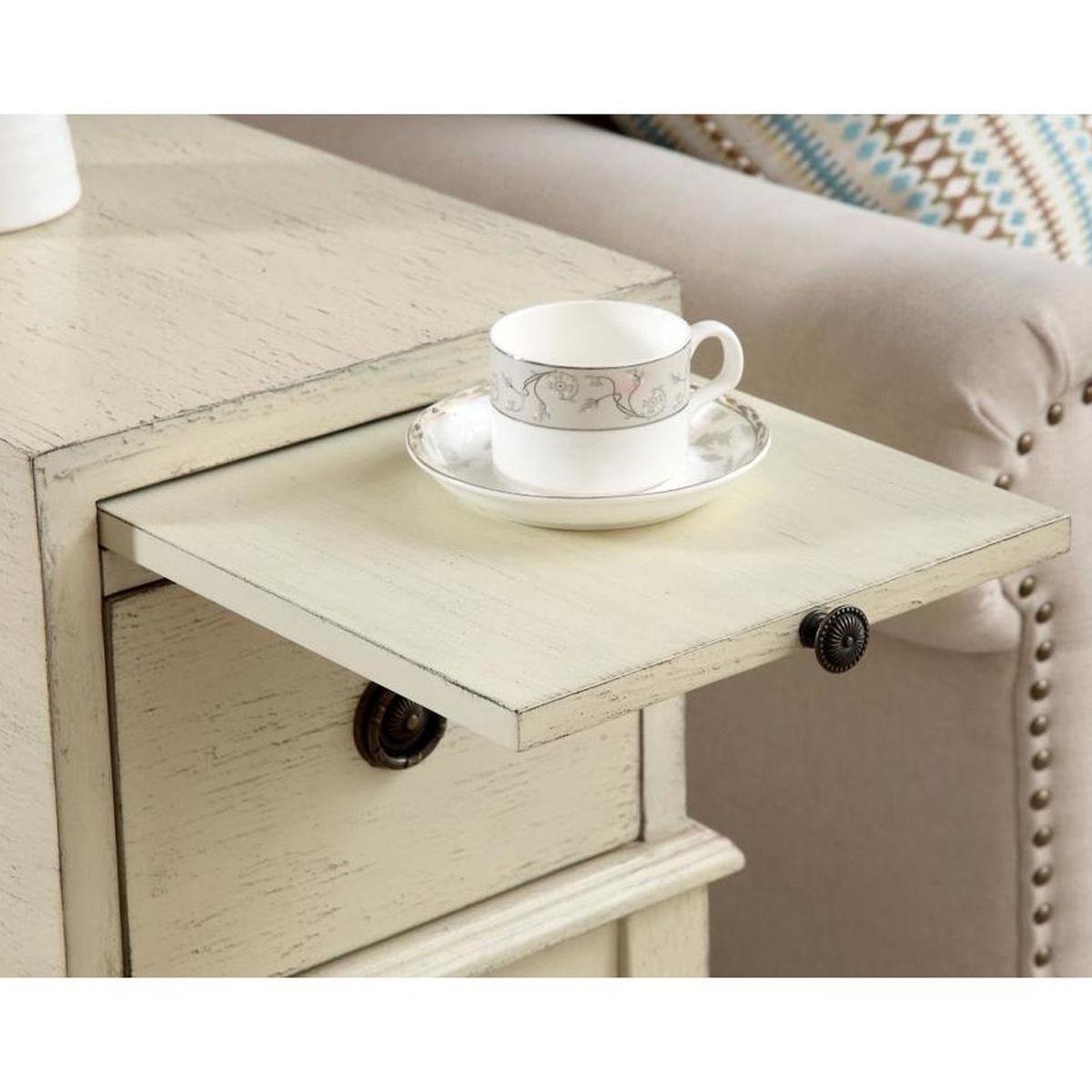 Picture of CREAM 1 DRW TABLE