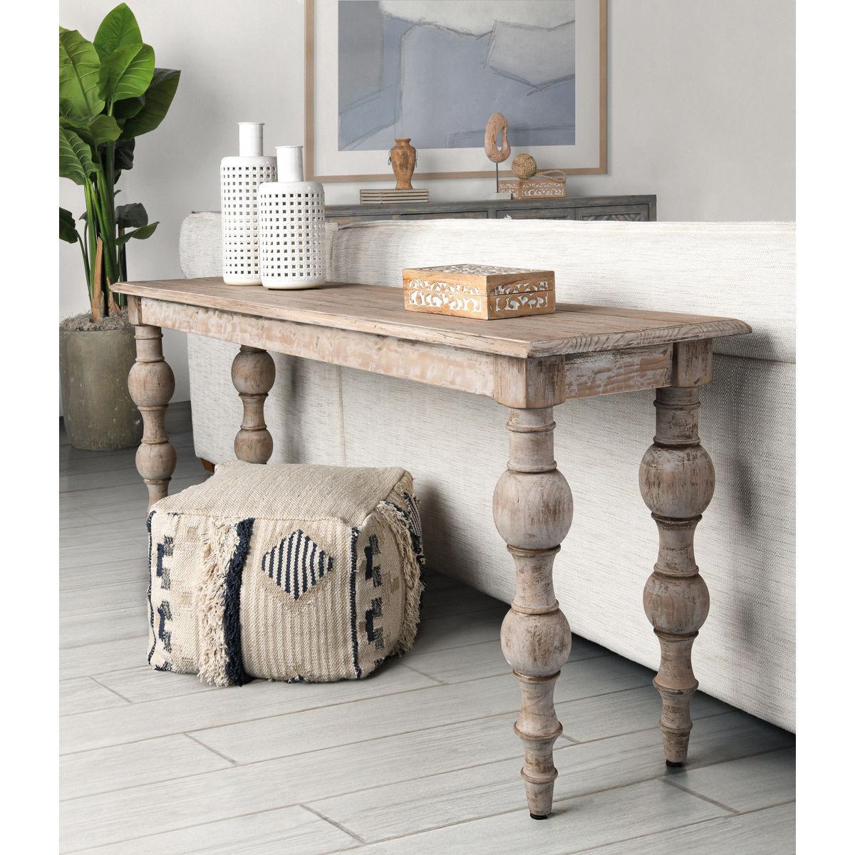 Picture of BORDEAUX CONSOLE TABLE