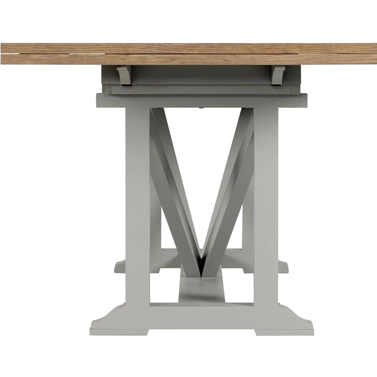 Picture of OSBORNE GRAY RECTANGULAR TABLE